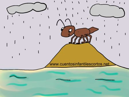 The curious little Ant - Short Moral Stories for Kids