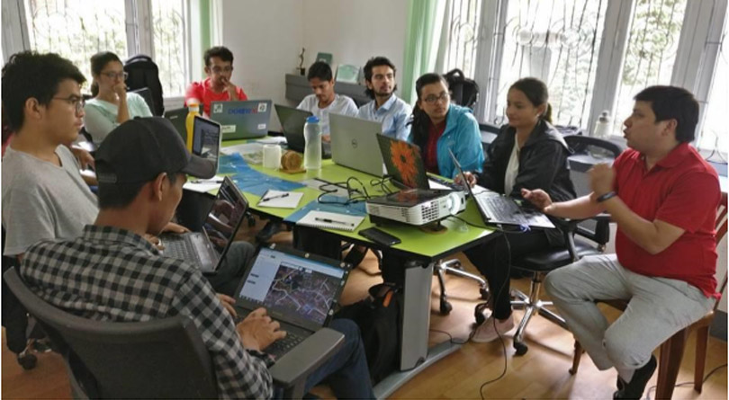 This is how digital mapping is pushing Nepal towards development and democracy kll mapathon