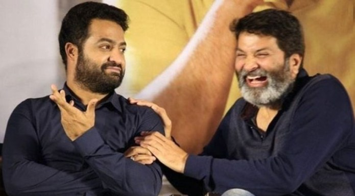 Trivikram Srinivas On A Tight Rope Walk To Ready Pan-India Script For Jr NTR Why Is Trivikram Restless About Jr NTR And RRR?