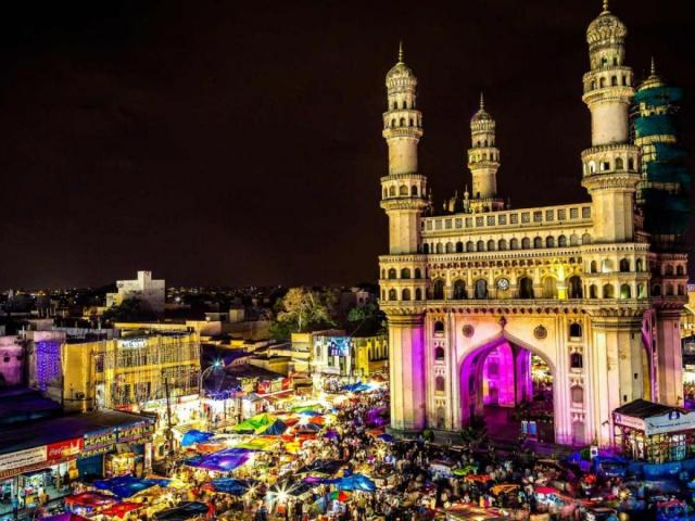 Hyderabad:Night Curfew Kills Ramzan Night Bazaar Business In Old City Sputnik V: Se espera que el primer tramo de vacuna llegue mañana a Hyderabad