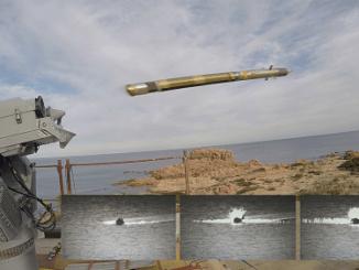 Mistral missile