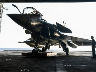 Rafale warplane