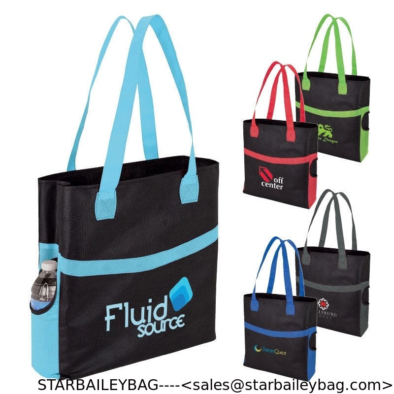 600d polyester tote bags