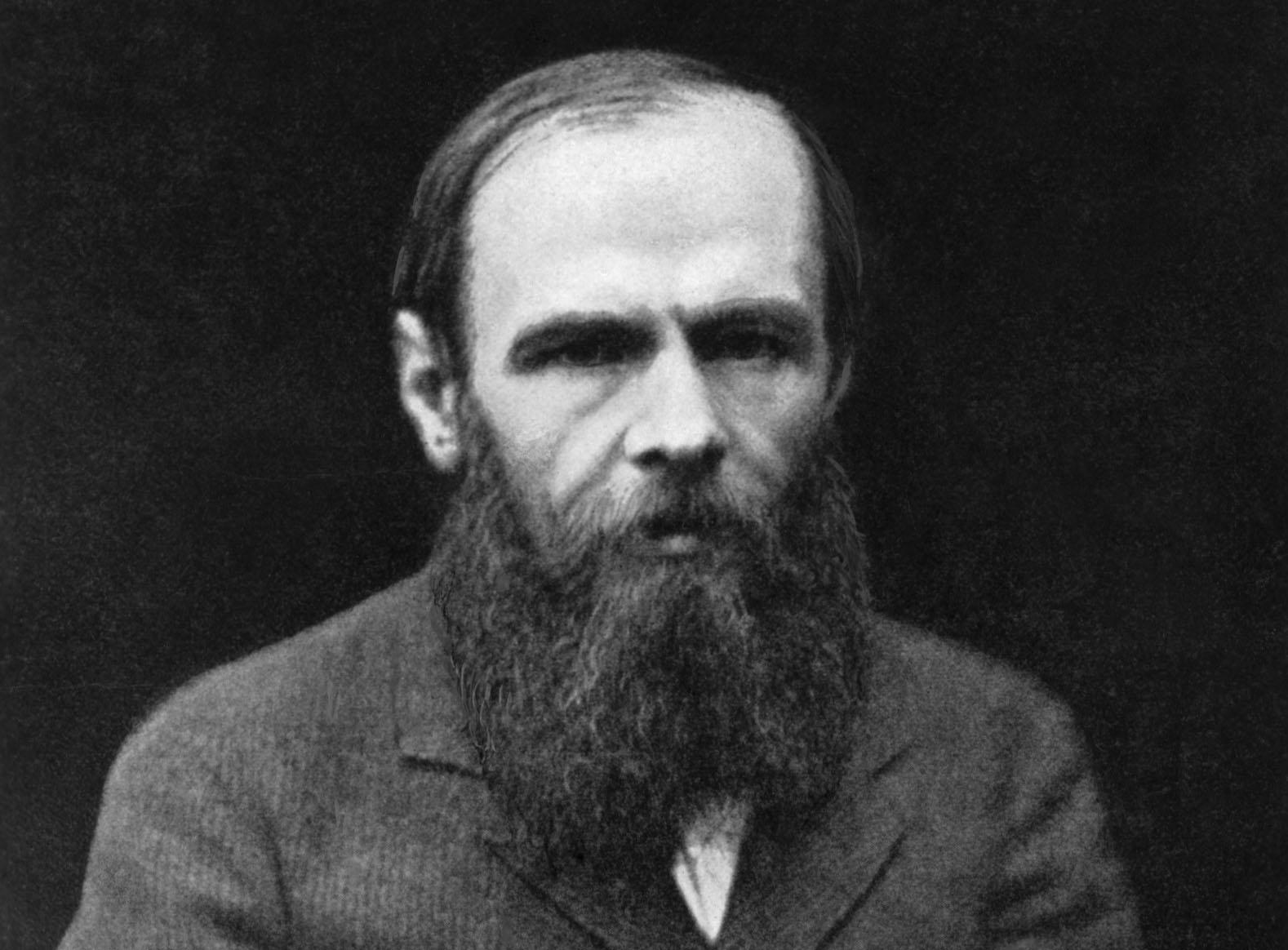 Image result for Fyodor Dostoyevsky