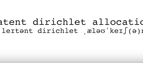 Latent Dirichlet Allocation Distortions