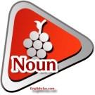 Belajar Noun (Kata benda) dan contohnya