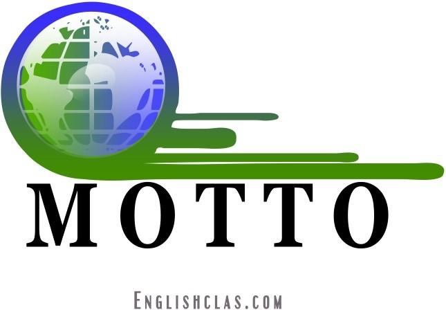90 Motto dalam Bahasa Inggris dan Artinya