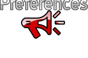 Penjelasan Preferences, Contoh dan Terjemahanya