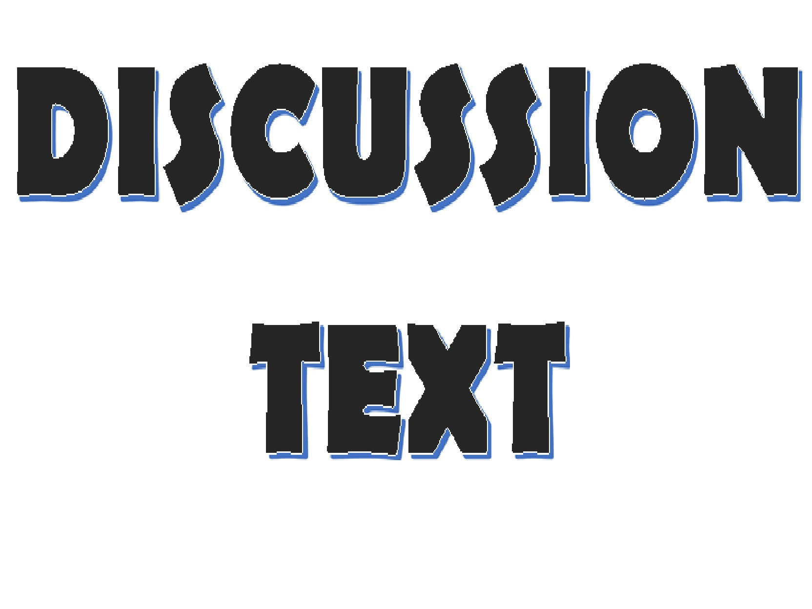 Definisi & Example Discussion Text