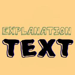 Penjelasan dan Contoh Explanation Text tentang Tsunami beserta Terjemahanya
