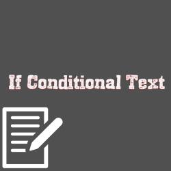 Pengertian, Rumus, dan Contoh If conditional Sentense tipe 1,2,3 beserta terjemahanya