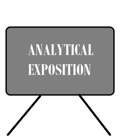 Pengertian dan Contoh Analytical Exposition Text