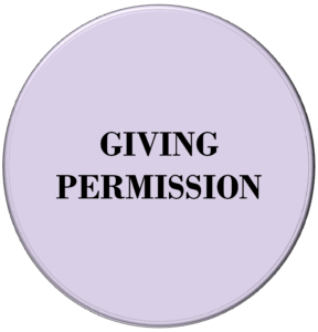 Pembelajaran Tentang Asking and Giving Permission