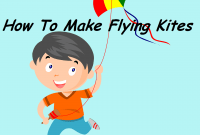Contoh Procedure Text How To Make Flying Kites