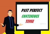 Pengertian dan Contoh Past Perfect Continuous Tense