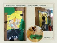 Book Cover Classroom Doors  English Classes at Cygnaeus