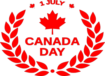 July 1st is Canada Day