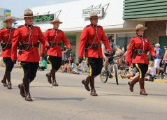 Canadian Mounted Police or 'Mounties' are an icon of the country and its people