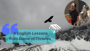 Game of thrones english lessons