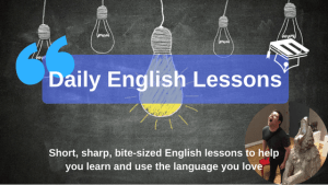 English learning tips