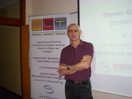 PronSIG & YL SIG event, Cantebury, 2010