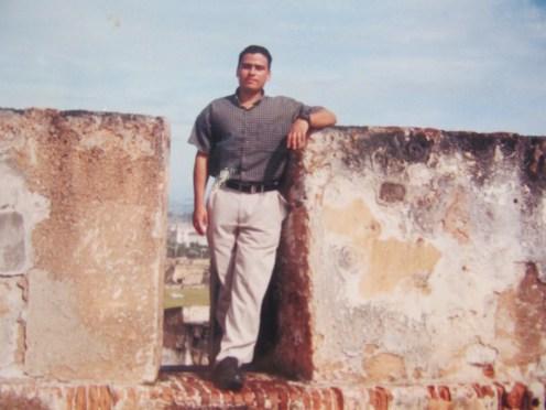 San Cristobal Fort,San Juan,Puerto Rico