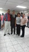Robert Deckwa,Moises Gonzalez,Karla Ferrer and Sandra Interiano