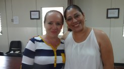 Argentina and Sandra Aguilar