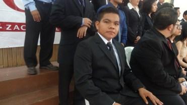 Rodrigo , Talk Group , April 2015