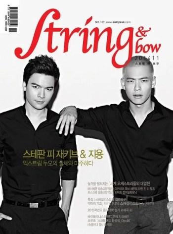 String & Bow, Nov 2014