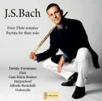 Formisano's new CD of Bach sonatas came out last month.