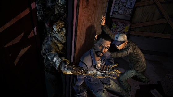 What a video game should be: A review of The Walking Dead
