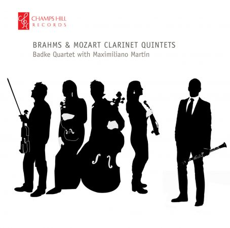 Badke Quartet with Maximiliano Martín - Brahms and Mozart Clarinet Quintets