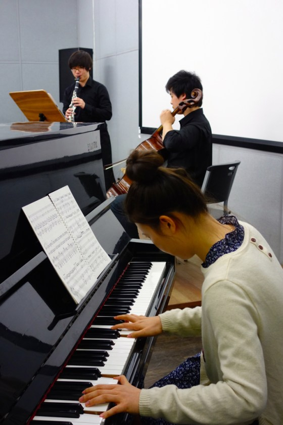 GSMW gives the gift of music to Sarangbat