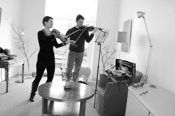 Kaunzner's masterclass offers guidance on music and beyond