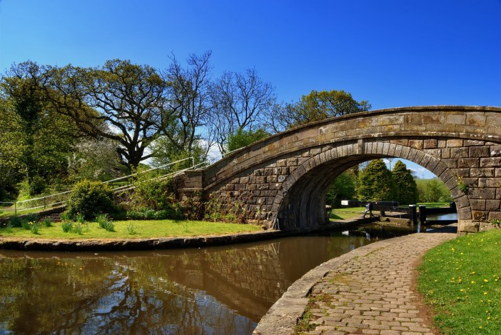 Lancaster Canal - great for easy scenic walks