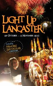 Light up Lancaster