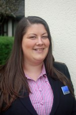 Cherrie Hargreaves, Guest Services Manager, Lancaster House