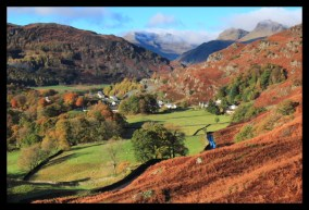 Chapel Stile & the Langdale Pikes