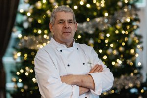 Stefan Milanec, head chef at Low Wood Bay
