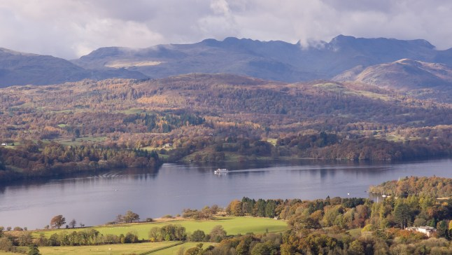 View of Windermere from Orrest Head. Credit: Ed Webster