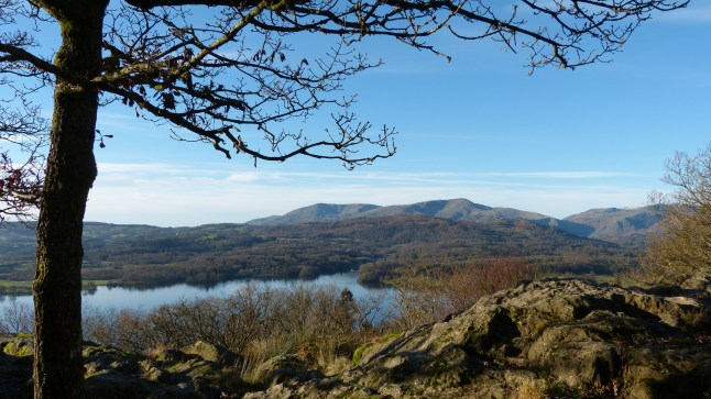 The View From Jenkin Crag. Photo by: Andrew