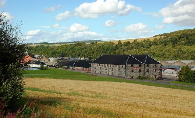Balvenie Distillery (Image: Mary and Angus Hogg)