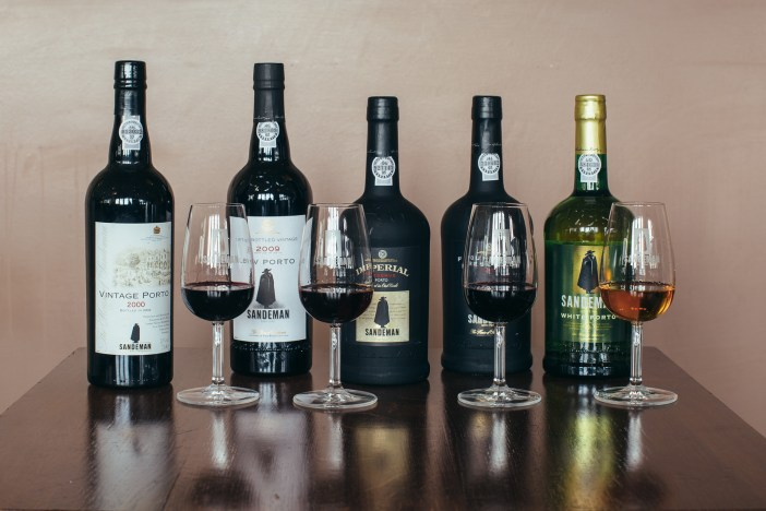 A small selection of the Lancaster House Sandeman Collection