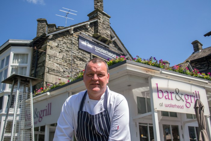 Nick Martin - Head Chef at Waterhead Bar & Grill and