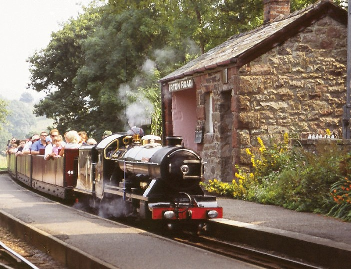 03 RE at Irton Road