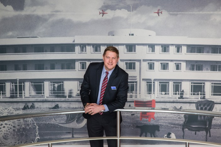 Mark Needham, General Manager of The Midland