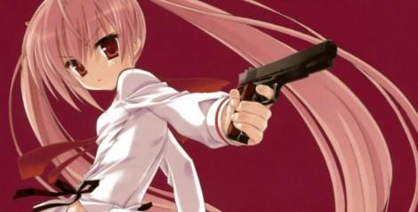Aria the Crimson Ammo