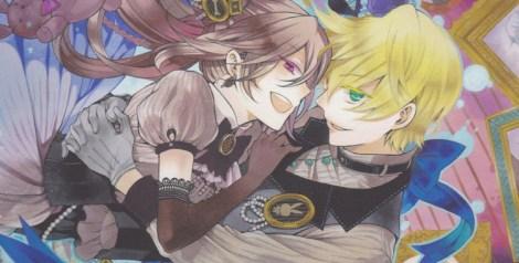 (pictured: Pandora Hearts)