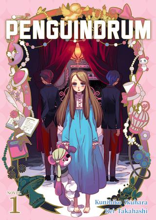 Penguindrum Volume 1 Cover